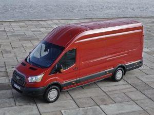 Форд Транзит Jumbo Van L4H3
