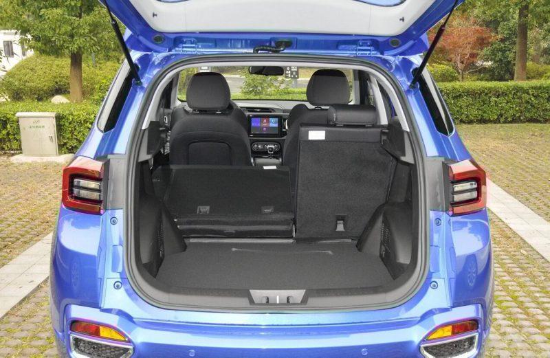 Багажник Chery Tiggo 4