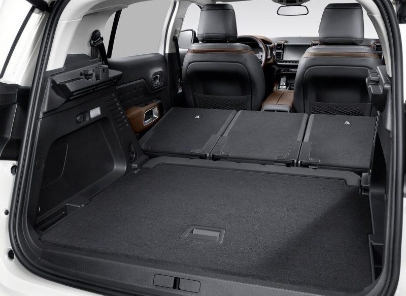 Багажник Citroen C5 Aircross