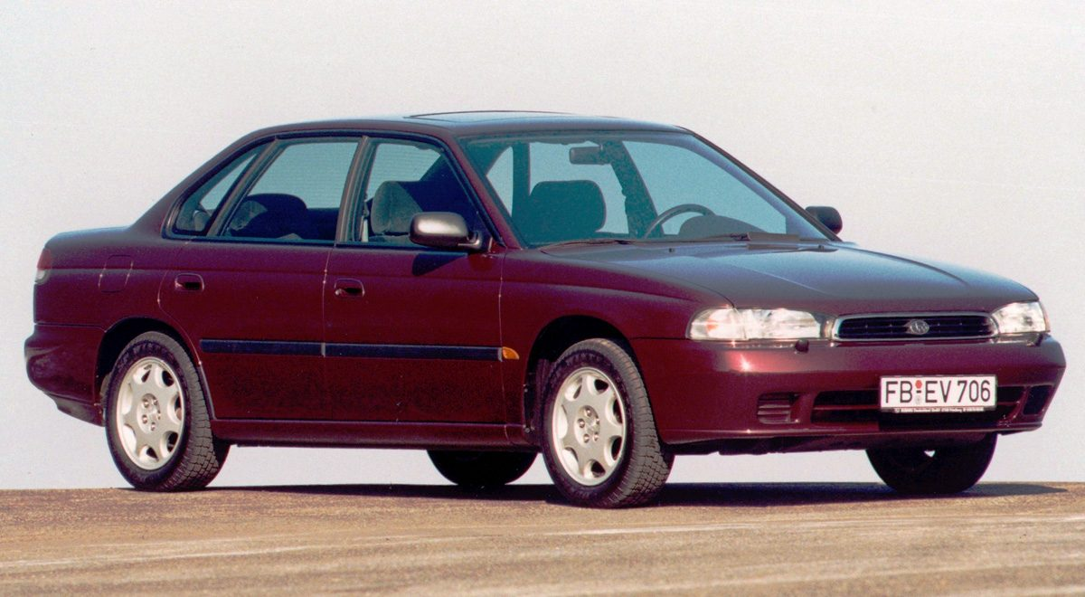 Авто Subaru Legacy 2