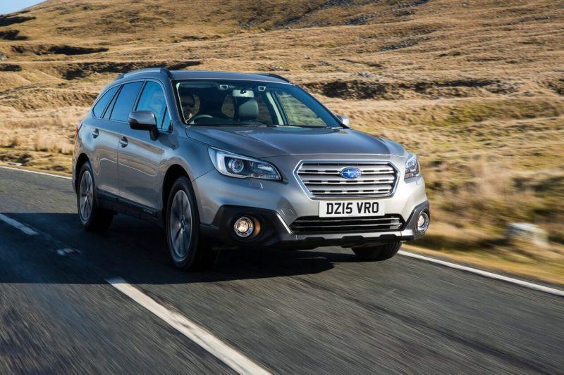 Фото авто Subaru Outback V