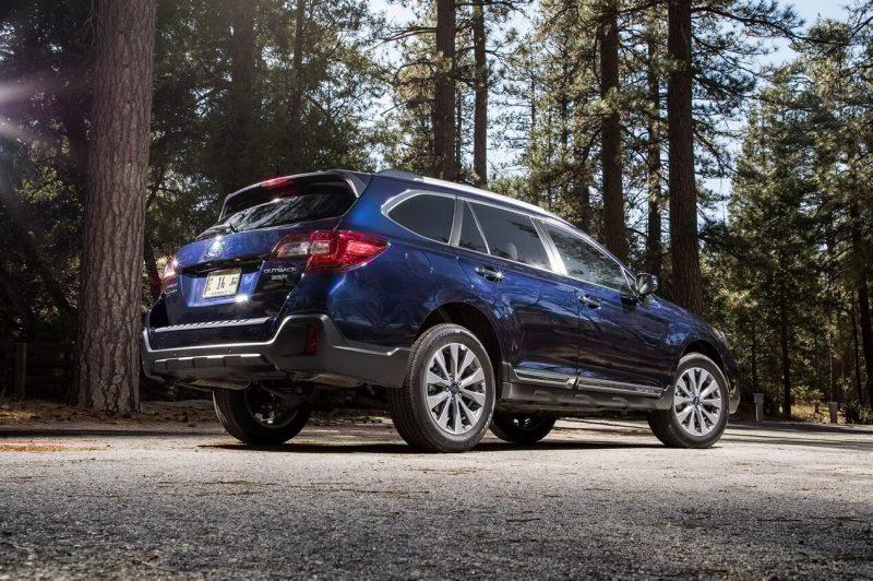 Новый Subaru Outback V