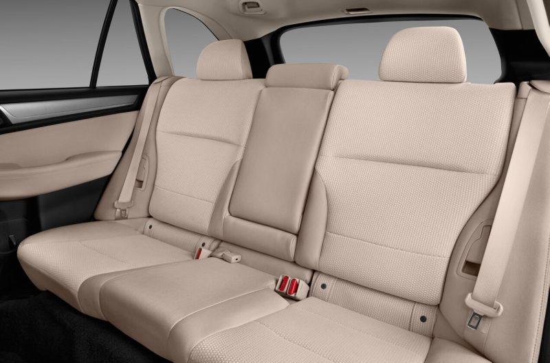 Задний диван Subaru Outback V
