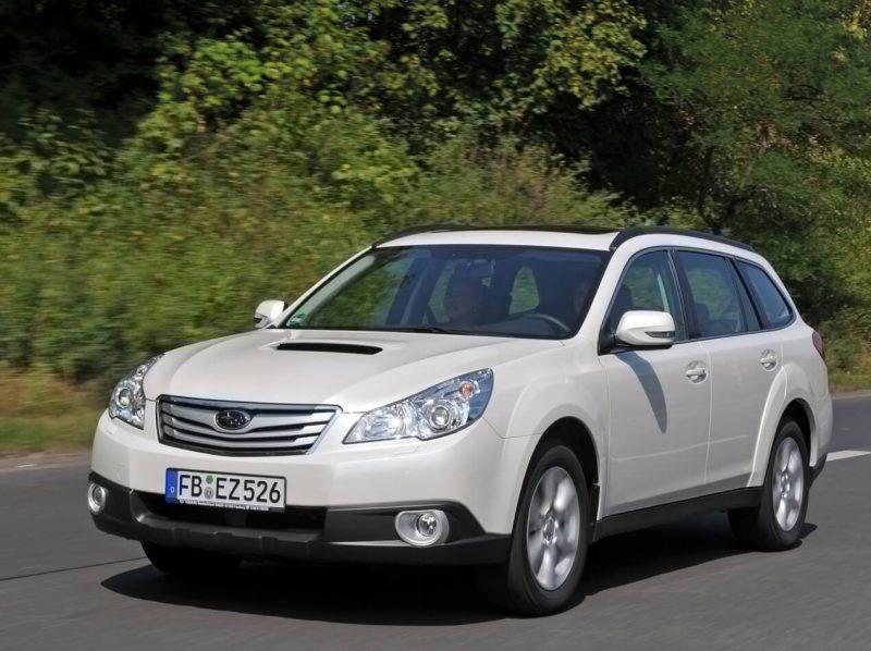 Авто Subaru Outback 2009