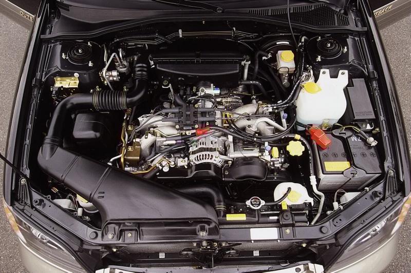 Двигатель Subaru Outback 2