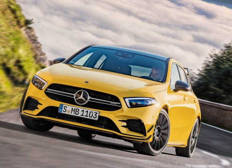 Photo Mercedes-AMG A35