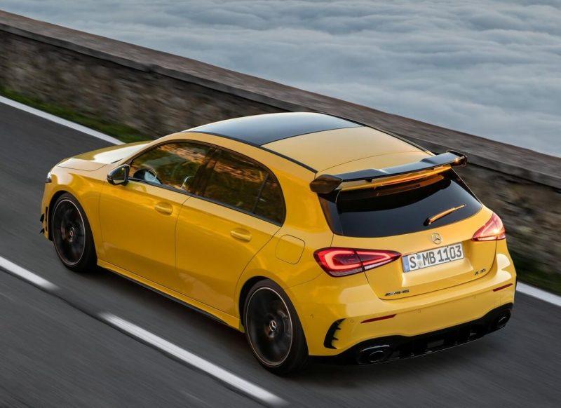Фотография Mercedes-AMG A35