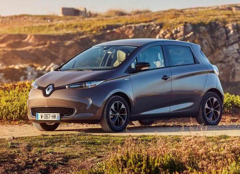 Фото авто Renault ZOE